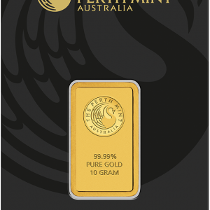 Perth Mint Kangaroo Gold Bar - 10g