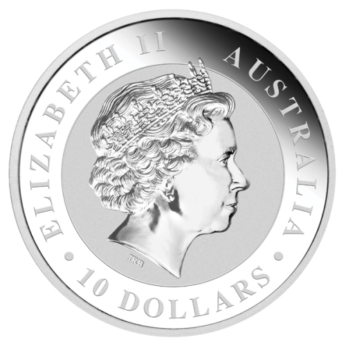 Perth Mint Random Date Silver Coin - 10oz