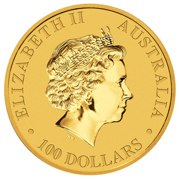 Perth Mint Random Date Gold Coin - 1oz