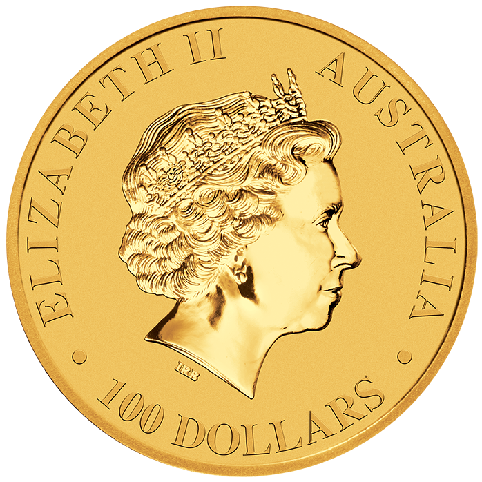 Perth Mint 2018 Kangaroo Gold Coin - 1oz