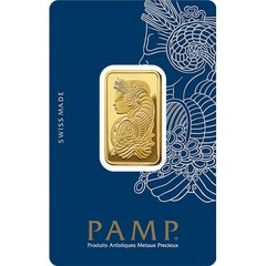PAMP Suisse Fortuna Gold Bar - 20g