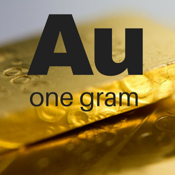 Pool Allocated Gold - One Gram