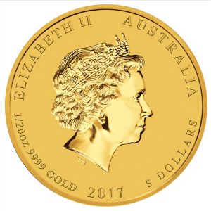 Random Date Gold Coin - 1/20oz
