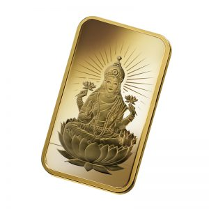 PAMP Suisse Lakshmi Gold Bar - 1oz