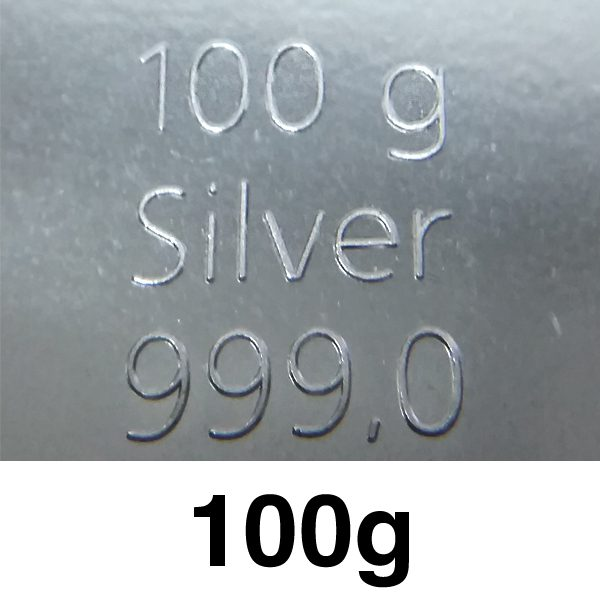 Low Premium Silver - 100g