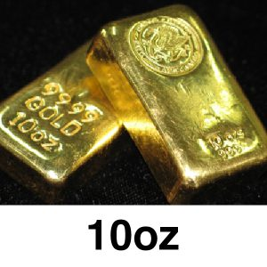 Low Premium Gold - 10oz