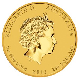 Perth Mint Random Date Gold Coin - 2oz