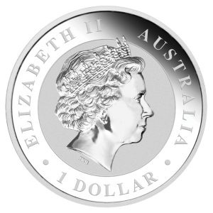 Perth Mint Random Date Silver Coin - 1oz