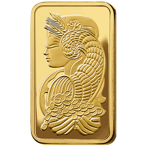 PAMP Suisse Fortuna Gold Bar - 1g