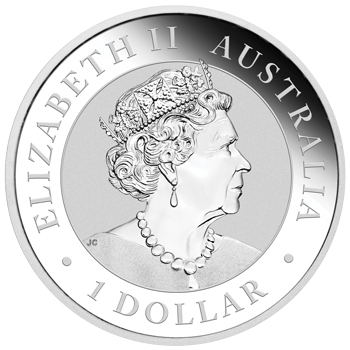 Perth Mint 2019 Koala Silver Coin - 1oz