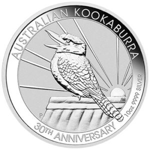 Perth Mint 2020 Kookaburra Silver Coin - 10oz