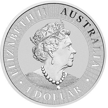 Perth Mint 2020 Kangaroo Silver Coin - 1oz