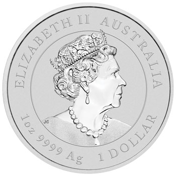 Perth Mint 2021 Lunar Ox Silver Coin - 1oz (AVAILABLE NOW)